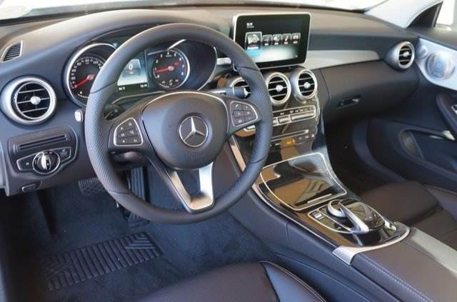 2018 Mercedes Benz C300 Coupe
