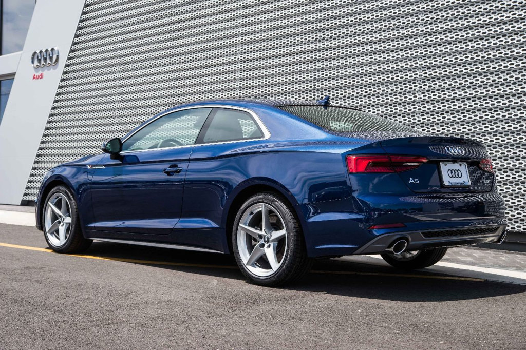 2018 Audi A5 Coupe Coupe